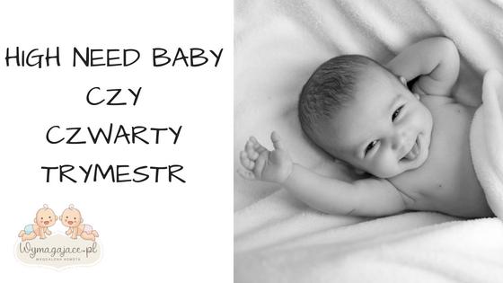 High Need Baby czy czwarty trymestr?