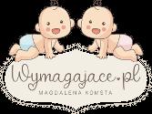 Wymagajace.pl – Magdalena Komsta Logo
