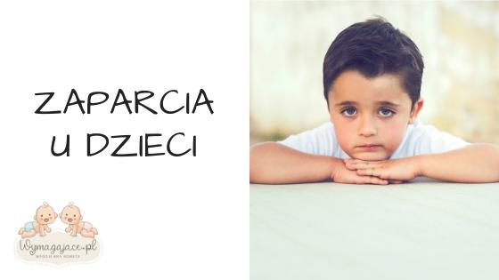 Zaparcia u dzieci – wywiad z psychologiem